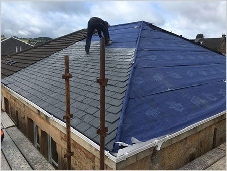 Slate Roofing We Provide You The Best Solutions For You